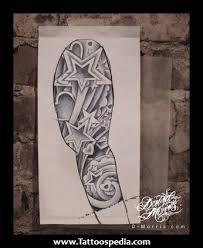 photos star quarter sleeve tattoos 1 star quarter sleeve tattoos