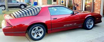 1987 chevrolet camaro z28 1987 chevrolet camaro iroc z28 5 7 one owner car 25 000 for