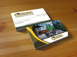Laid Business Cards Laid Back Flyer Style The Word
