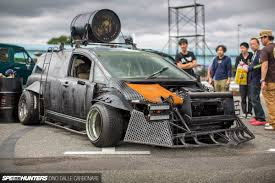 custom honda odyssey the apocalypse proof odyssey speedhunters