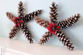 decorations using pine cones hometalk
