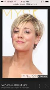why kaley cucoo cut her hair 24 best pixie haircut images on pinterest hair cut hairstyle