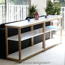 meuble derriere canapé meuble derriere canapc3a9html console meuble pour mettre derriere