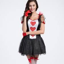 Halloween Costumes Queen Hearts Halloween Costume Queen Hearts Playing Card Suits Las Vegas