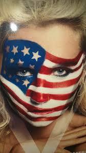 Patriotic Halloween Costume Ideas 14 4th July Patriotic Makeup Images