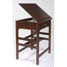 Desktop Drafting Table Drafting Tables Classic Reading Writing Desk