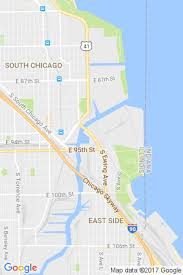chicago map side south chicago east side neighborhood news chicago dnainfo