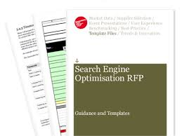 sem seo request for proposal rfp econsultancy