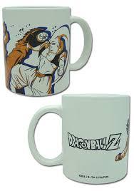 dragon ball z gohan mug