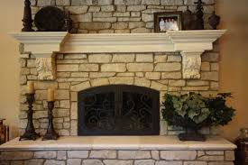 stone fireplaces pictures amazing rock fireplace mantel cast stone fireplace indoor fireplaces