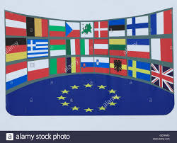 Flags Of Countries In Europe European Union Member States Flags Banners Logos All Eu
