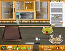 jeux de fille friv cuisine école de cuisine de baklava un jeu de filles gratuit sur