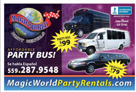 party rentals fresno ca magic world party rentals in fresno ca 1534 s sylmar ave
