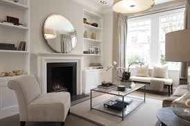Decorating Above Living Room Cabinets St Albans Ave Chiswick London Interior Design Laura Hammett