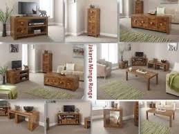 The Range Living Room Furniture Jakarta Mango Range Living Room Furniture Tv Unit Coffee Table 5
