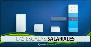 salarios minimos se encuentra desactualizada o con datos erroneos sua informate el porqué de las escalas salariales unión informática