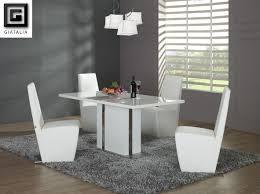 modern white dining table brucall com