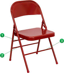 Double Seat Folding Chair Best 25 Metal Folding Chairs Ideas On Pinterest Old Metal