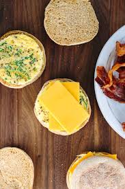 Side Dishes That Freeze Well Freezer Friendly Bacon Breakfast Sandwiches Jessica Gavin