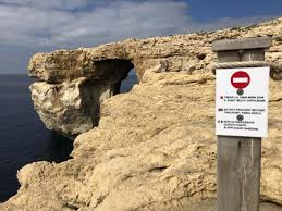 Azure Window Nature Claims Gozo U0027s Iconic Azure Window Lost Forever After Total