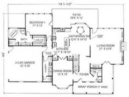 old fashioned farm house plans