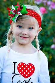 childrenhairstyles22 holiday hair accessories