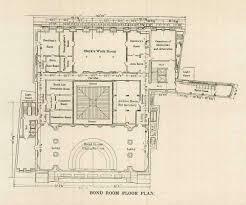 St Regis Residences Floor Plan by The Bond Room Floor Plan Of The New York Stock Exchange New York