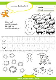 math worksheet trace numbers learning worksheets to write 1 20