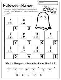 ideas about halloween math worksheets grade 3 bridal catalog