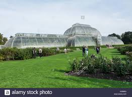 Largest Botanical Garden The Palm House In Kew Gardens A Botanical Garden In Southwest