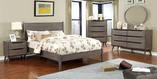 mercury row mason mid century modern platform configurable bedroom