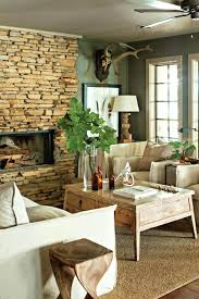 decorating ideas for living room with brick fireplace decorate