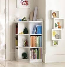 children bookshelves corner bookcase foter