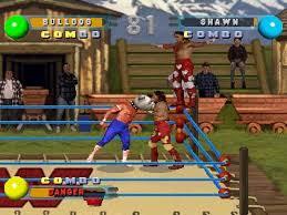 Backyard Wrestling Characters Top 5 Best Shoot Fighting Wrestling Videogames Ever Wrestling Amino