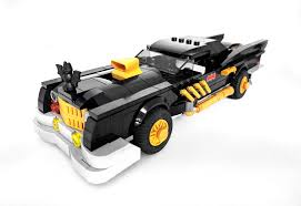 batman car lego i decided to
