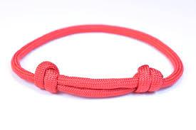 bracelet knots images Make the sliding knot friendship paracord bracelet bored jpg