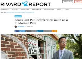 books to incarcerated youth project