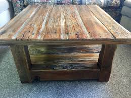 Rustic Square Coffee Table With Storage Marvelous Rustic Oak Square Coffee Table Designs Ideas Rustic