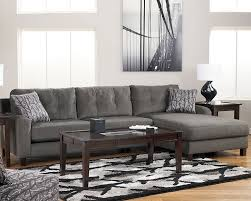 Sectional Leather Sofas For Small Spaces Gray L Shaped Leather Sectional Sofa For Small Living Room Layout