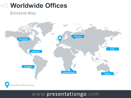 free world maps world map template powerpoint okl mindsprout co