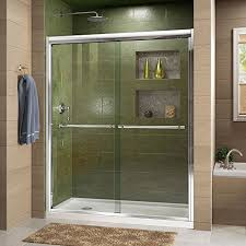 19 best bathroom frameless sliding shower doors images on