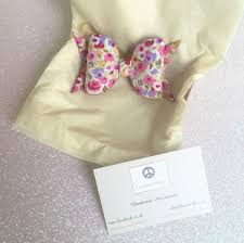 handmade hair accessories maisie lewis leigh handmade accessories