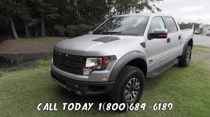 2012 Black Supercrew Ford Raptor - 2012 ford f 150 raptor supercrew 4x4 6 2l video review 98 over