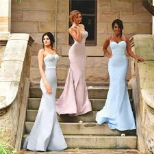 light gray bridesmaid dresses elegant light pink blue gray bridesmaid dresses with ruffles