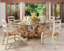 Wood Trunk Coffee Table Furniture Excellent Contemporary Dining Room Tree Trunk Coffee