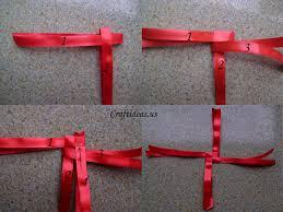 craft ribbon fold ribbon lantern tutorial craft ideas