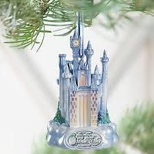 disney classic cinderella castle ornament item no