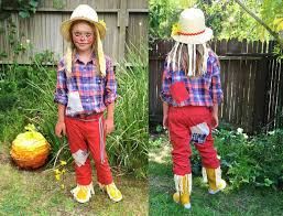 scarecrow costume easy scarecrow costume with pictures ehow