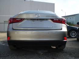 used lexus for sale toronto used 2014 lexus is 250 luxury awd for sale in toronto ontario