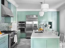 cuisine vert d eau quelle couleur pour une cuisine chic 40 idées de peinture et